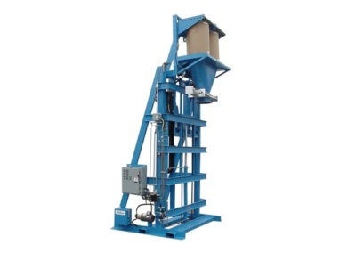3590-AD Lift & Dump Drum Discharger