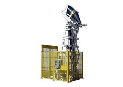 3752-AD Lift & Dump Drum Discharger