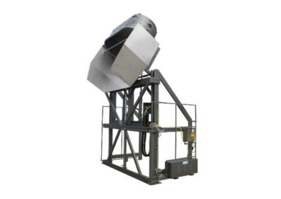 4739-DL Lift & Dump Drum Discharger