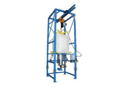6005-AE Bulk Bag Discharger