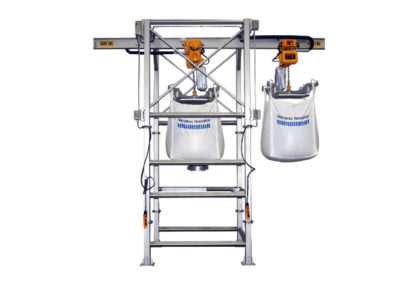 6915-AE Bulk Bag Discharger