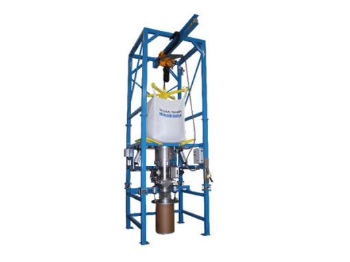 6968-AE Bulk Bag Discharger