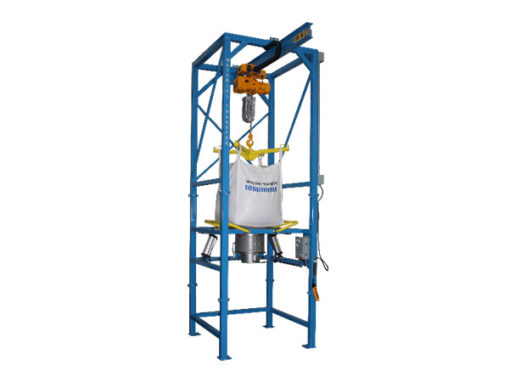 6979-AE Bulk Bag Discharger