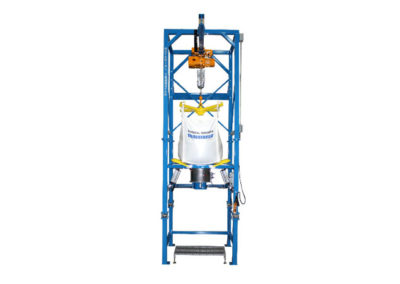 7014-AE Bulk Bag Discharger