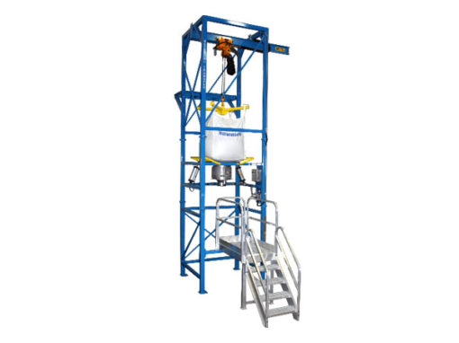 7108-AE Bulk Bag Discharger