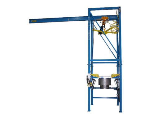 7129-AE Bulk Bag Discharger