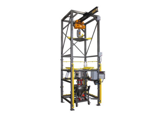 7187-AE Bulk Bag Discharger