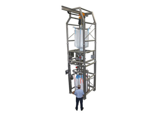 7237-AE Bulk Bag Discharger
