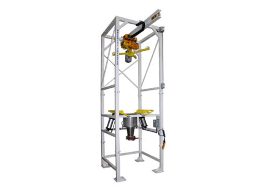 7254-AE Bulk Bag Discharger