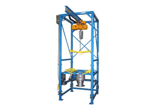 7272-AE Bulk Bag Discharger