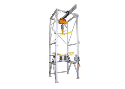 7307-AE Bulk Bag Discharger