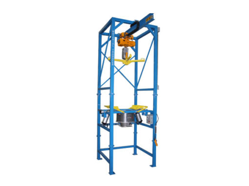 6456-AR Bulk Bag Discharger