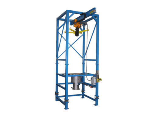 7335-AE Bulk Bag Discharger