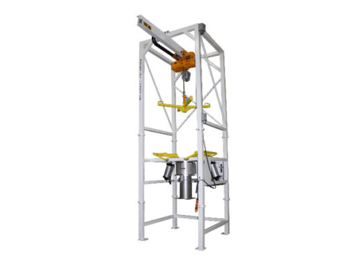 7627-AE Bulk Bag Discharger