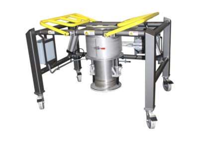 7628-AE Bulk Bag Discharger