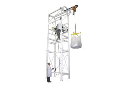 7736-AE Bulk Bag Discharger