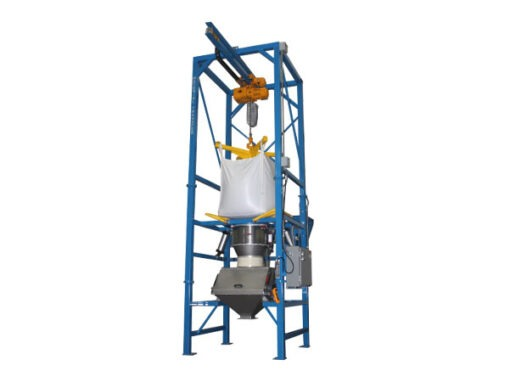 8322-AE Bulk Bag Discharger
