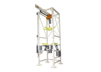 8370-AE Bulk Bag Discharger