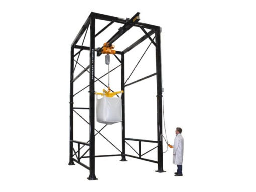 8387-AE Bulk Bag Discharger