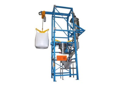 8535-AE Bulk Bag Discharger