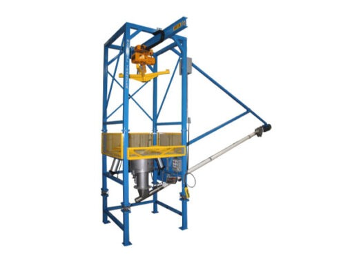 8658-AE Bulk Bag Discharger
