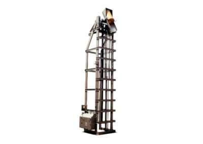 2803-AD Lift & Dump Drum Discharger