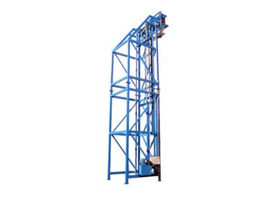 5129-AD Lift & Dump Drum Discharger