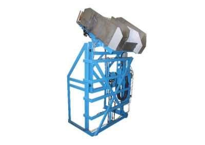 5684-AD Lift & Dump Drum Discharger