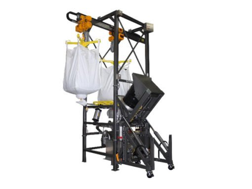 6587-AE Bulk Bag Discharger