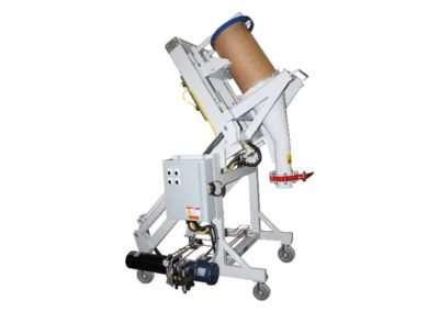6635-AC Drum Discharger