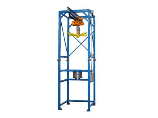 6762-AE Bulk Bag Discharger