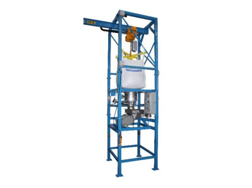 6834-AE Bulk Bag Discharger
