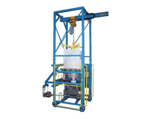 6843-AE Bulk Bag Discharger