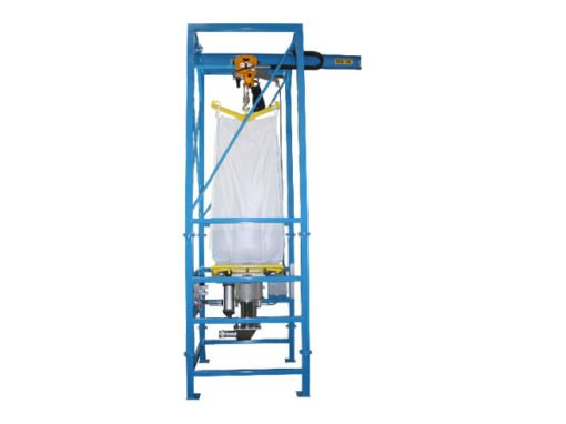 6849-AE Bulk Bag Discharger