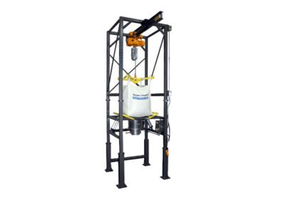 6863-AE Bulk Bag Discharger