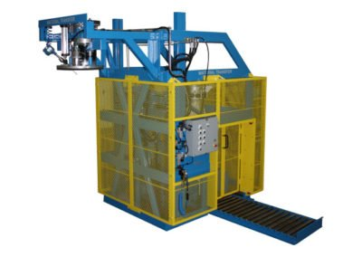7811-DL Lift & Dump Drum Discharger